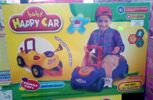 Baby Happy car - guralica