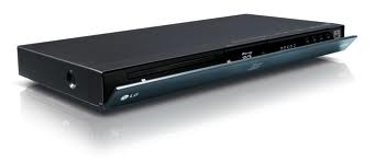 BX580 - Blu-ray/DVD Player