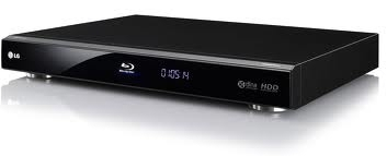HR500 - Blu-ray/DVD Player