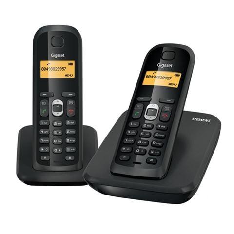 siemens telefon gigaset a220a duo sekretarica fiksni. Black Bedroom Furniture Sets. Home Design Ideas