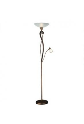 MIERT floor lamp BrownBrush 1x40W 230V - Podne lampe
