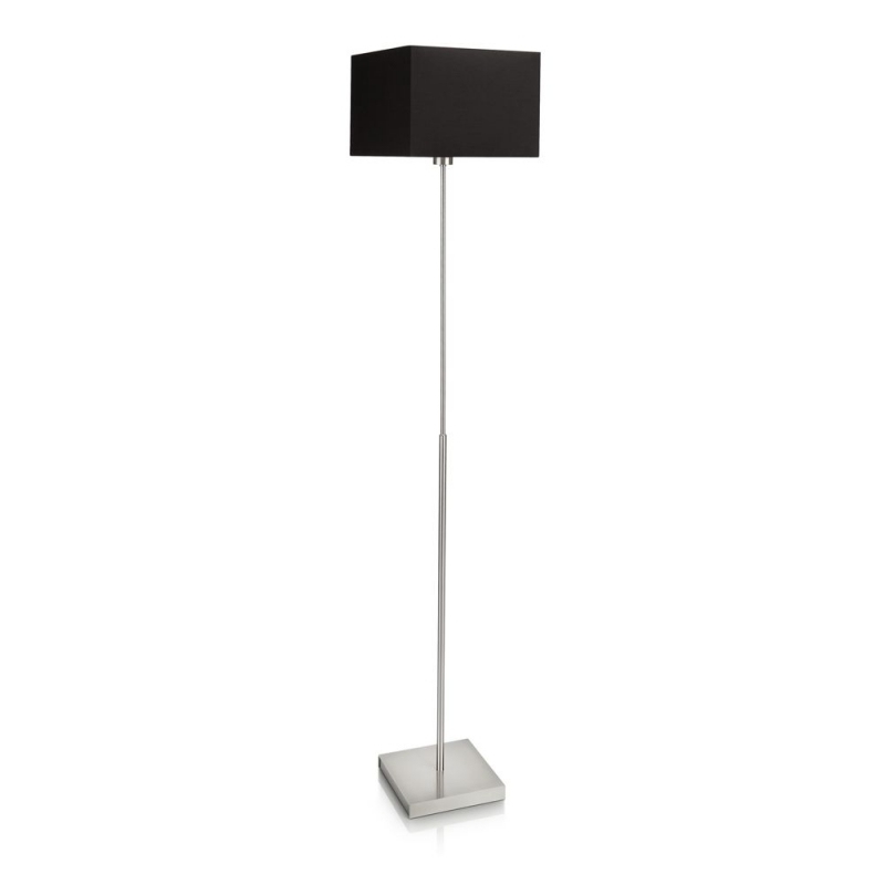 Ely floor lamp nickel 1x100W 230V - Podne lampe