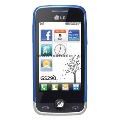 GS290 Cookie 2 BL