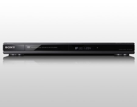 DVPNS318 - Blu-ray/DVD Player