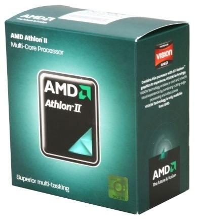 Athlon™ II X4 Quad-Core 645