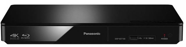 PANASONIC players Smart 3D Blu-ray DMP-BDT180EG, Open browse - DVD player