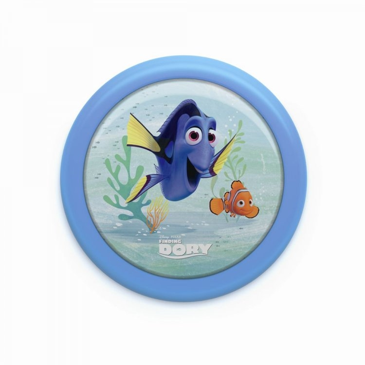 DIS-Finding Dory-wall lamp-Blue - Ukrasne Lampe