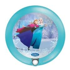DIS-Frozen-wall lamp-Blue - Ukrasne Lampe