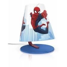 Avengers table lamp blue 1x2.3W SELV - Ukrasne Lampe