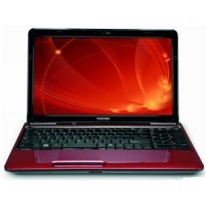 Toshiba Satellite L755-122 Red 15.6