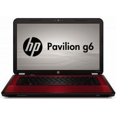 HP Pavilion g6-1221sm (A1Q37EA) RED 15.6