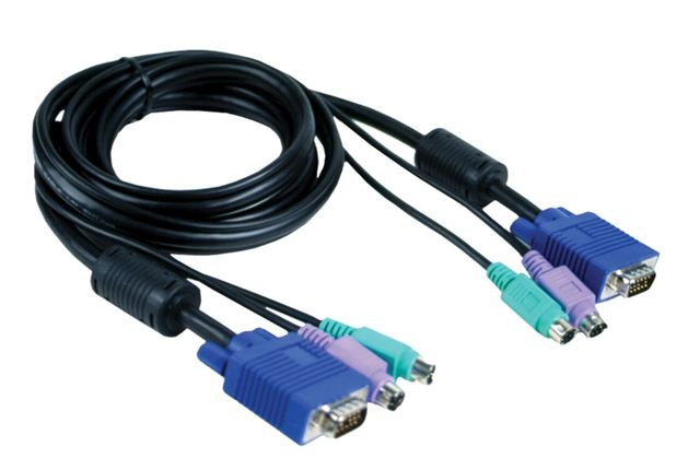 DLink KVM Cable PS/2 DKVM-CB