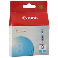 SUP CAN INK CLI-8C CYAN,IP 4200