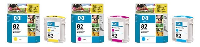 SUP HP INK C4912A (no. 82)MAGENTA za DSJ 500/800