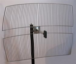 Antena Grid 2.4GHz 24dBi N-female