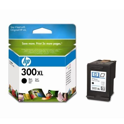 SUP HP INK CC641EE BLACK No.300XL za D2560,F4280