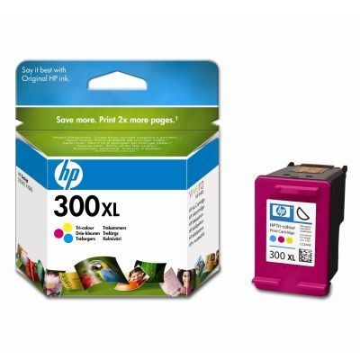 SUP HP INK CC644EE Tri-colour No.300XL za D2560,F4280