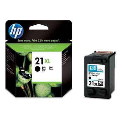 SUP HP INK C9351CE (No.21XL)BLACK