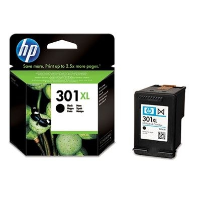 SUP HP INK CH563EE Black No.301XL za 1050/2050