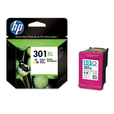 SUP HP INK CH564EE Tri-colour No.301XL za 1050/2050