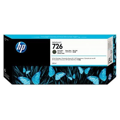 SUP HP INK CH575A Matte Black No.726