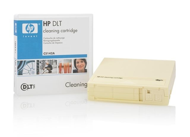SUP DAT DLT HP DLT CLEANING CARTR C5142A