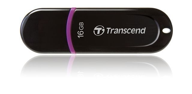 USB FD 16GB TRANSCEND Jet Flash TS16GJF300