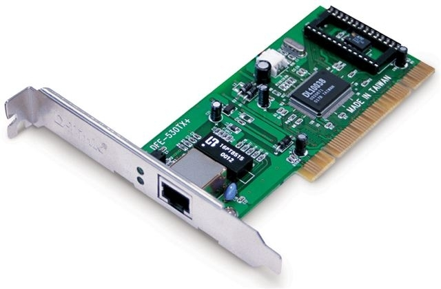 NIC PCI Fast Ethernet DFE-528TX
