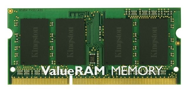 SO-DIMM DDR3 2GB 1066MHz KINGSTON KVR1066D3S7/2G
