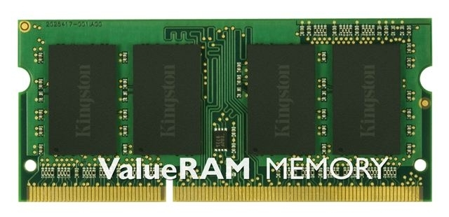 SO-DIMM DDR3 2GB 1333MHz KINGSTON KVR1333D3S9/2G