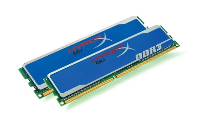 MEM DDR3 4GB (2x2) 1600MHz KINGSTON KHX1600C9AD3B1K2/4G