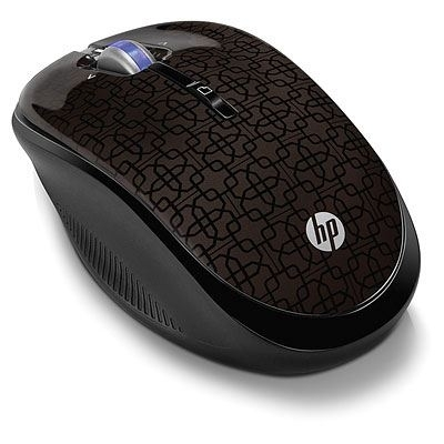 NOT DOD HP MOUSE Cherry Opt Blk, WX407AA