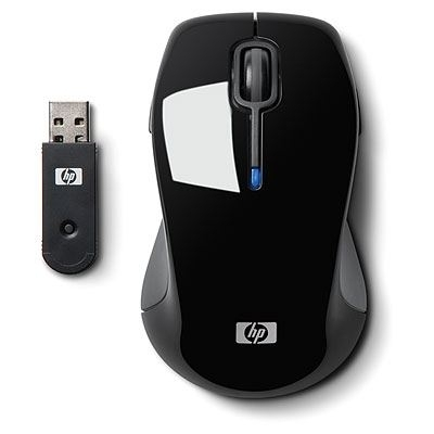 NOT DOD HP MOUSE Comfort Black, FQ422AA