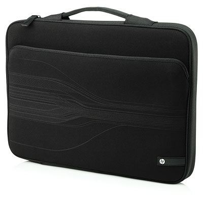 NOT DOD HP Black 14 inch Sleeve , WU676AA