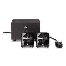 NOT DOD HP Speakers Compact system 2.1 , BR386AA