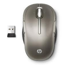 NOT DOD HP MOUSE Metal Steel, LX729AA