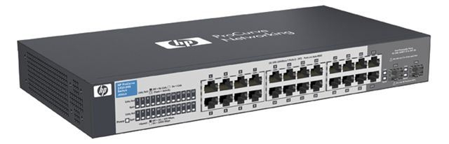 NET HP V1410-24G Switch, J9561A