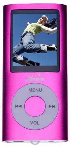 MP4 PLAYER Xwave S-48 Pink