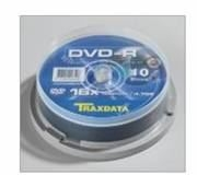 MED DVD TRX DVD-R 4.7GB C10 - CD DVD