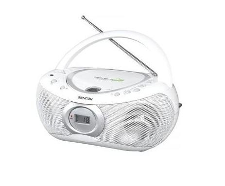 SENCOR RADIO CD SPT 221 W