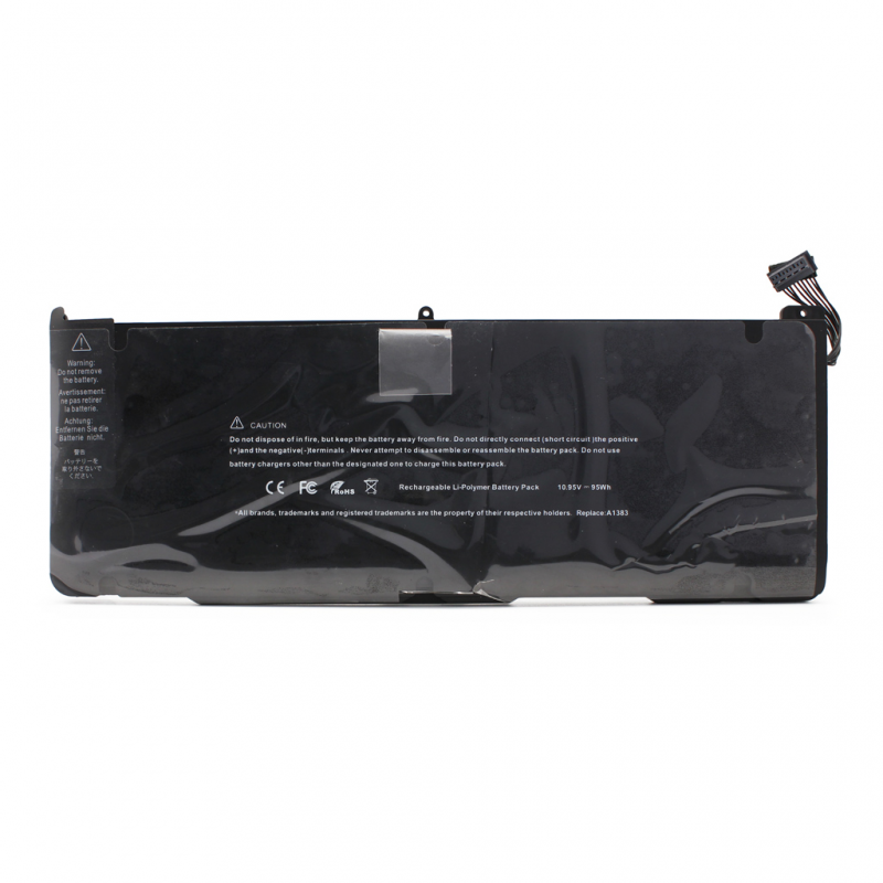 Baterija za laptop Apple A1297 A1383 95WH - Apple baterije za laptop