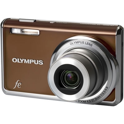OLYMPUS FE-5020 Mocca Brown