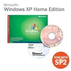 Microsoft XP Home