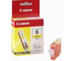 Canon  BCI-6 YELLOW,  S800