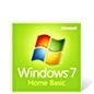 MS OEM Win 7 Home Basic 32bit Eng 1pk