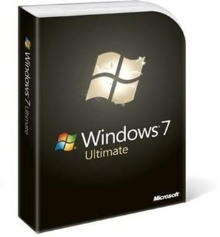 MS OEM Win 7 Ultimate 32-bit English 1pk