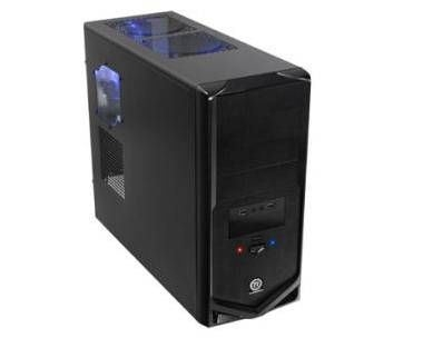 Kućište Thermaltake V4 Black Edition