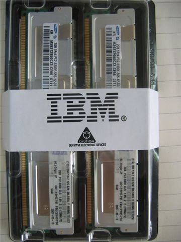 IBM 2GB PC3-10600 1333MHz UDIMM 49Y3734
