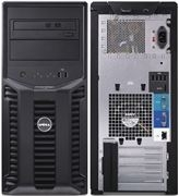 DELL POWEREDGE T110,  i3 540, 2 x 500GB (RAID 0,1), 4GB 1333MHz