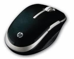HP MOUSE Laser Mobile, VK482AA